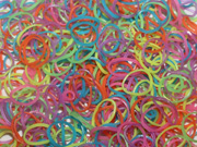 Glow in the Dark Loom Bands