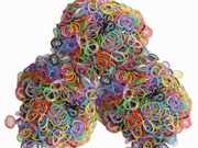Latex Free Silicone Loom Bands