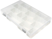 Translucent Loom Bands Storage